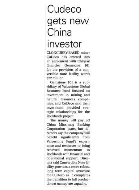 nw-star_cudeco-gets-new-investor_8-apr-17